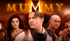 Вулкан Платинум представляет в онлайне автомат The Mummy